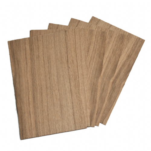 "Oak 2.4 mm - 5 sheets 14"" x 8""  ( 35 x 20 cm )"